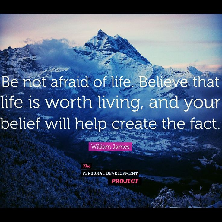 Be not afraid of life. Believe that life is worth living and your belief will help create the fact. William James  Double tap if you like follow @psychologymastery for more!  #thepdproject #successdosedaily #psychologymastery #success #picoftheday #determination #entrepreneur #exercise #physique #transformation #strength #calisthenics #growthhacking #successtips #professionaldevelopment #successmindset #entrepreneurquotes #successstory #businesstips #entrepreneurial #publicspeaking…