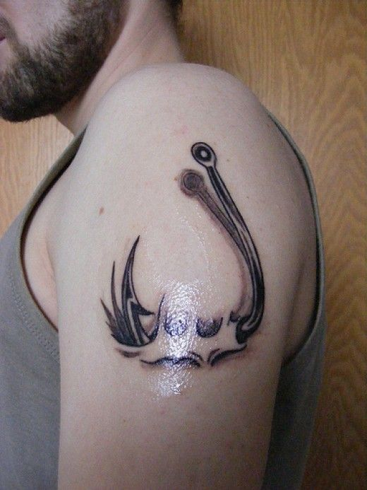 114 best images about fishy tattoos on pinterest fishing rods koi fish tattoo and fishing tattoos. Black Bedroom Furniture Sets. Home Design Ideas
