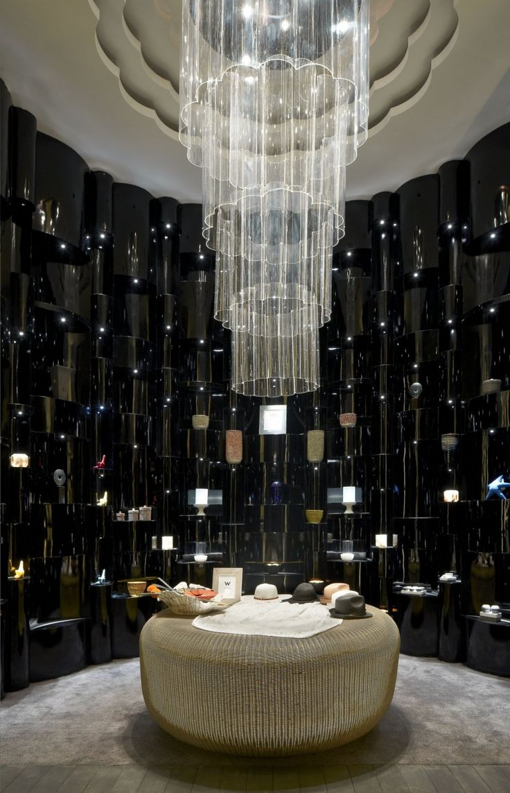 w retreat spa bali by ab concept lustre contemporain. Black Bedroom Furniture Sets. Home Design Ideas