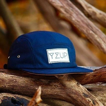 161d8df1f48 Custom Navy Blue Cotton Twill Five Panels for  wizeupapparel ! Branding  Options Include  Suede Undervisor