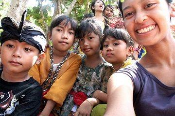 Our world through a volunteer's eyes
