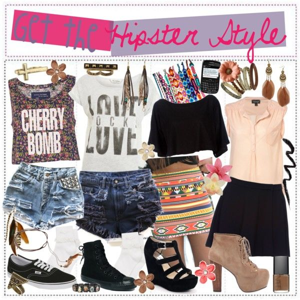Hipster Style.♥