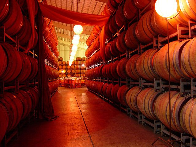 Barrel Room (Napa Valley)