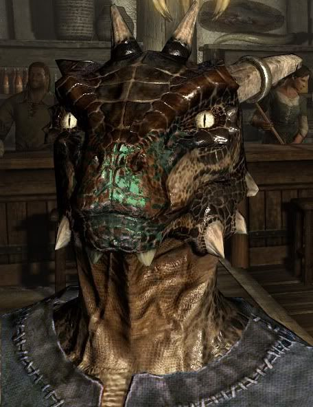 54 best ROL Characters - Argonian images on Pinterest ...