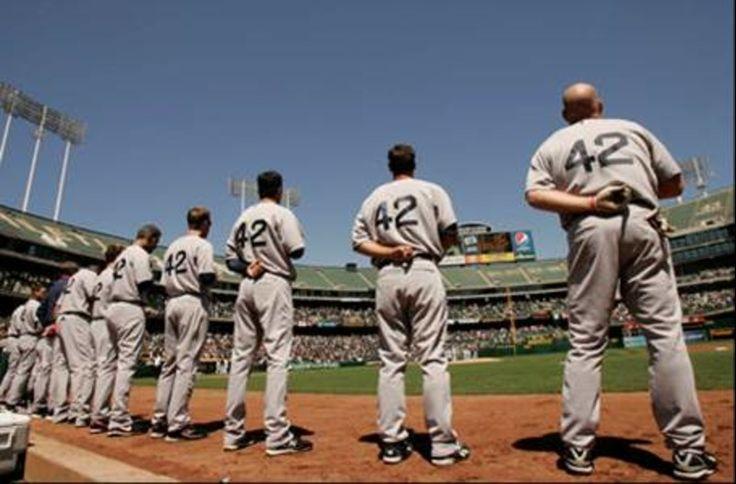 ジャッキー·ロビンソンデー| I LoveBaseballライフ野球好き -