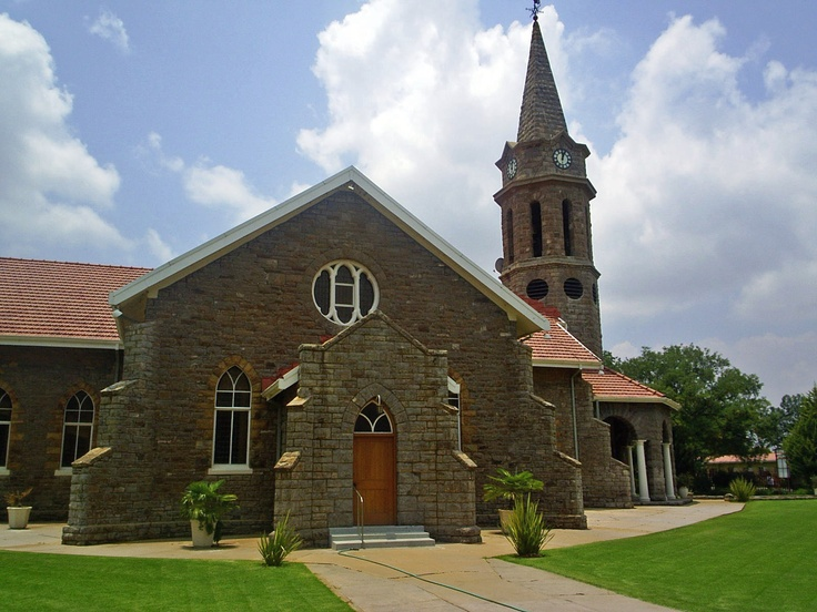 NG Moedergemeente (Klipkerk) Lichtenburg Suid-Afrika