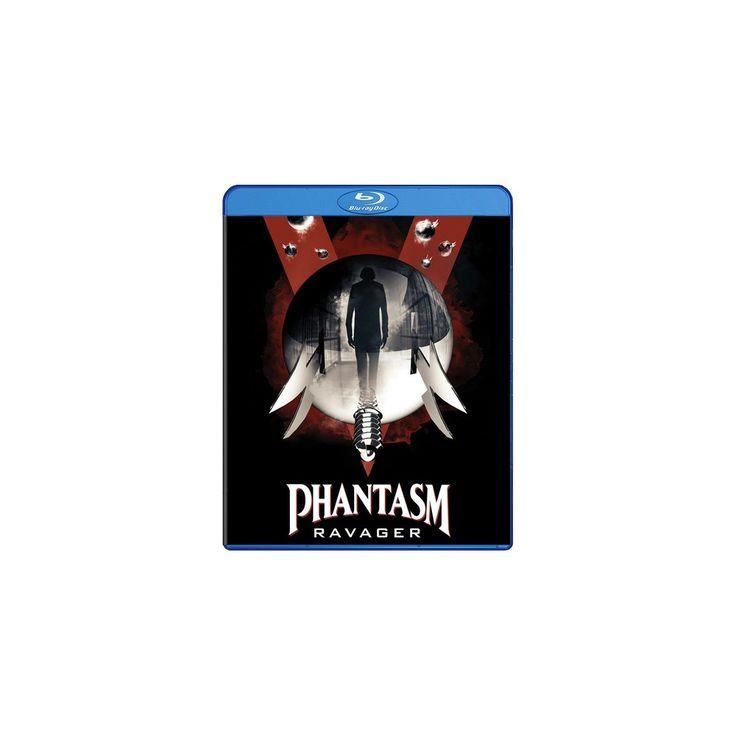 Phantasm: Ravager (Blu-ray)