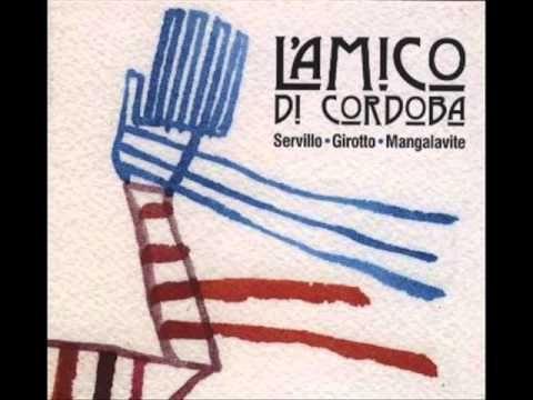 Prima di Te - L'Amico di Cordoba (2003) [ed. musicali - Il Manifesto]