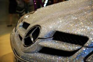Swarovski Mercedes