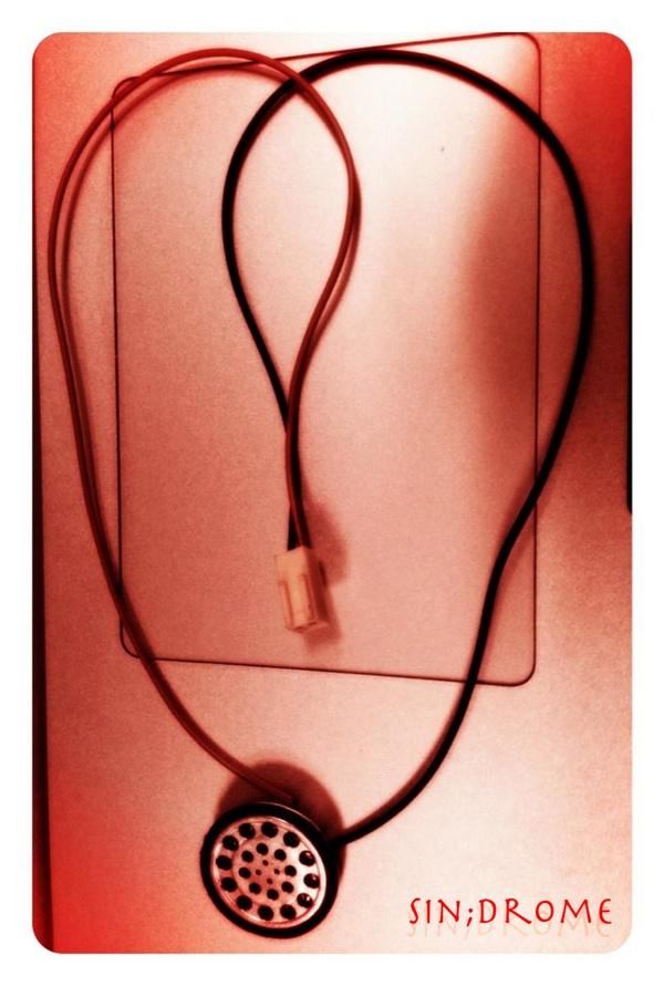 Sin;drome ~ Audio Jewelry