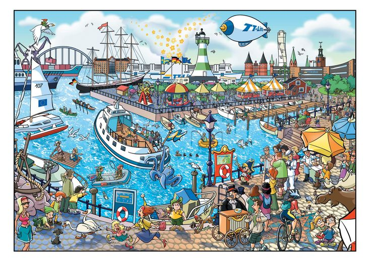 Piraten ahoi! Kinderanimationen auf unserer Fähren | TT-Line