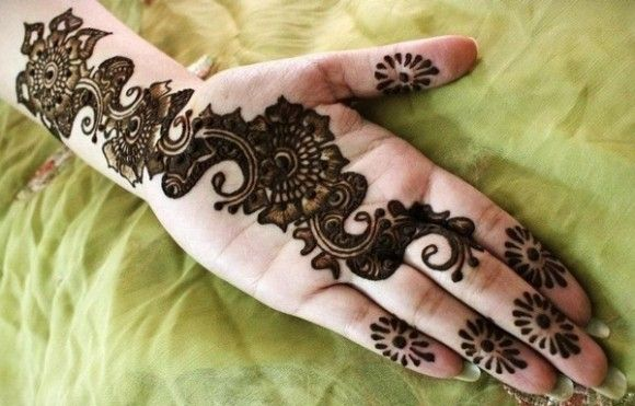 Mehndi Designs for Hands 2012 to 2014