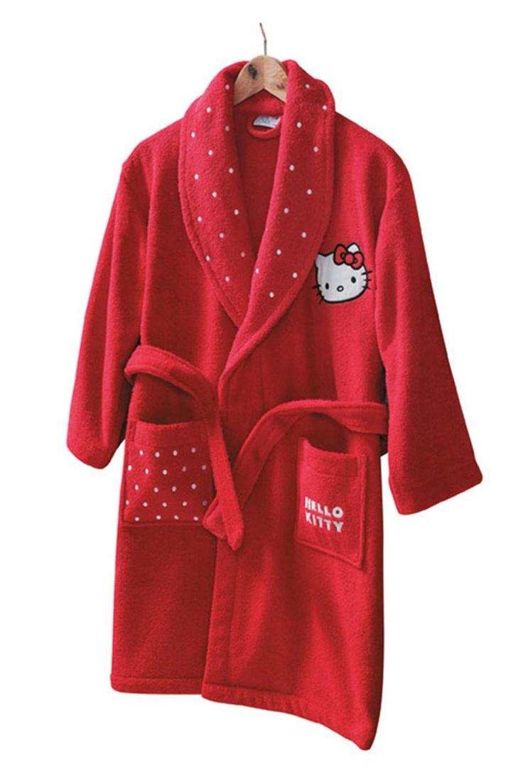 Hello Kitty Çocuk Bornozu 89.99 TL daybuyday