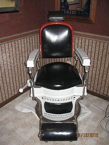 Antique koken barber chair early 1900 39 s art deco art nouveau furniture pinterest antiques - Deco klassiek koken ...