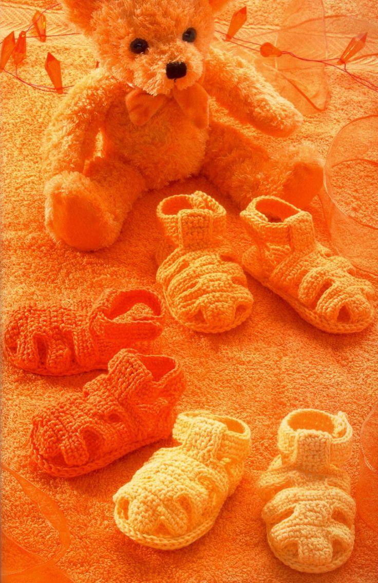 """barevné varianty sandálků """"Filípek"""""""