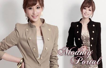 Блейзер пиджаки жакеты женская мода