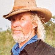 Legendary drover, Luke McCall, a stockman for over half a century