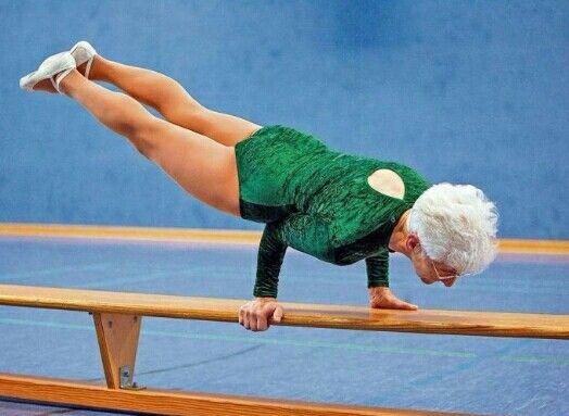Way to go granny!!!!