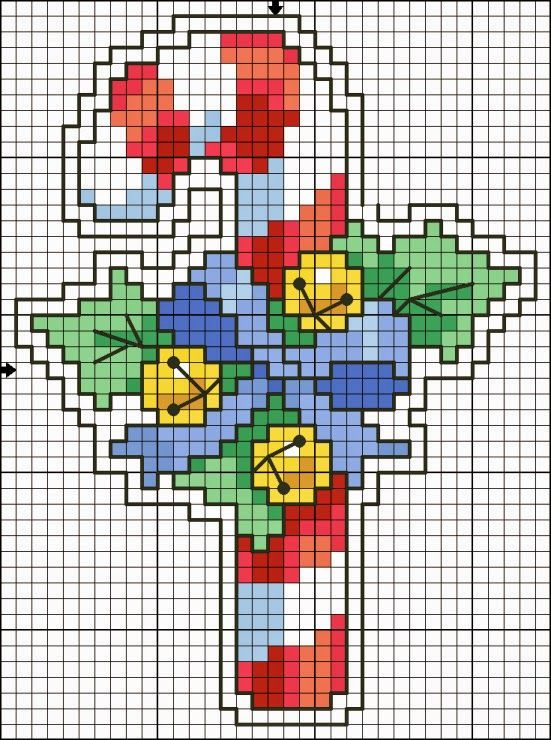Eleven Easy Christmas Cross Stitch - Free Pattern