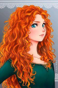 princesas da disney versão mangá 2