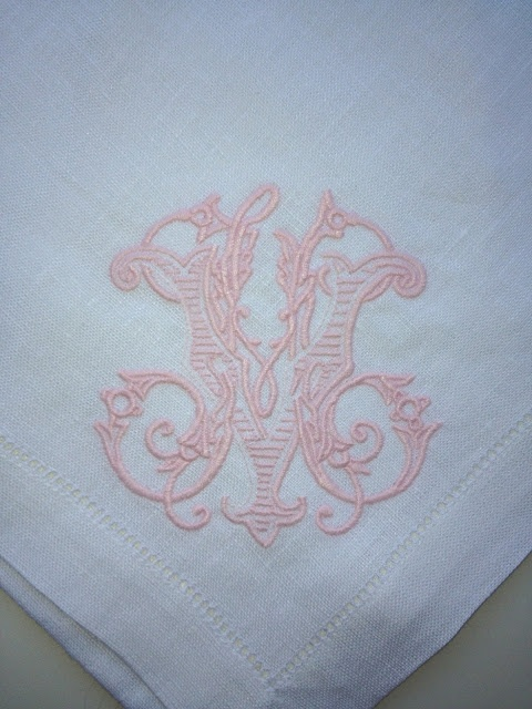 wedding monogram. I'd really like these for the wedding party.