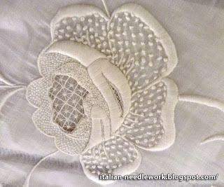 Italian Needlework wonderful blog