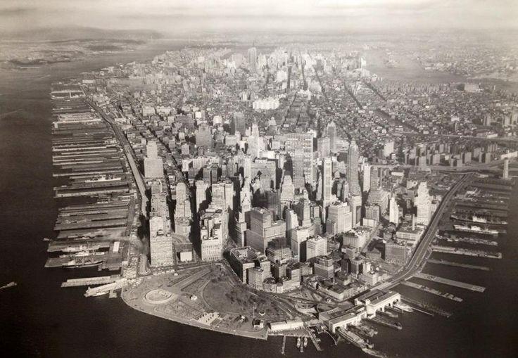1933 Manhattan Island