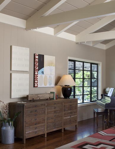 Eclectic Living Photos White Modern Retro Design, Pictures, Remodel, Decor and Ideas - page 17