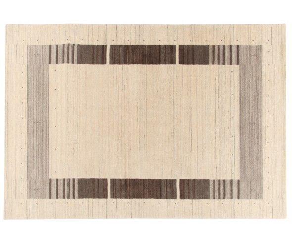 Tappeto Loury Lori Design di ABC ITALIA in lana naturale.