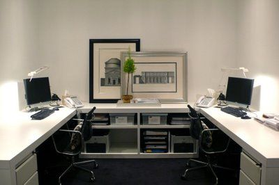 Habitually Chic®: Chic Design Office