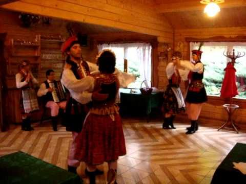 Mrs. Katz and Tush--Polish Polka at The Halit, Wieliczka, Near Krakow MOV01155..MPG