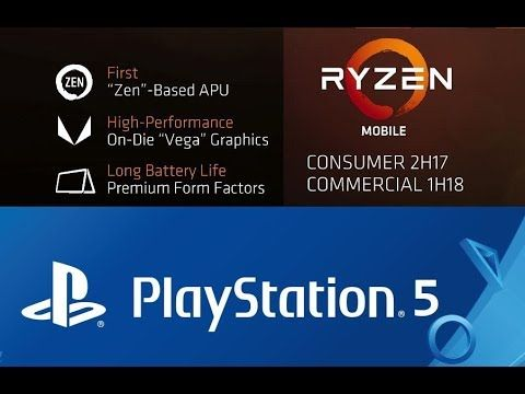 AMD Ryzen 5 & VEGA APU Leaked - Could It Be Potential PS5 & Next Xbox Ar...
