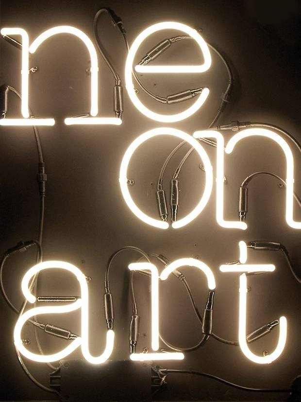 Seletti neon lights scp.co.uk, £43.50 per letter Neon lights may - The Independent