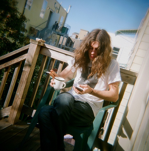 Kurt Vile, Blackberry by missautumnrose, via Flickr