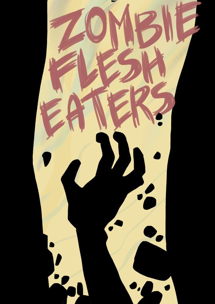 Zombi 2. O #Zombie. O Zombie Flesh Eaters, che come titolo spacca da morire. Insomma il filmone di Fulci =)