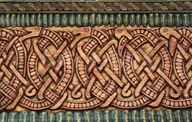 Anglo Saxon Door design | || The Anglo-Saxon Era || | Pinterest ...
