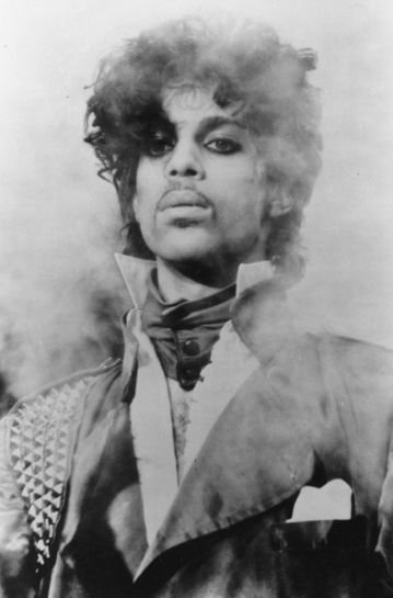 Wait a few days, before you waste any prayers.    Purple Rain..... When Doves Cry...... Little Red Corvette....Rasberry Beret....  and his guitar solo upon induction in to the Rock and Roll Hall of Fame for While my Guitar softly weeps.     Gone at 57 on April 21, 2016.