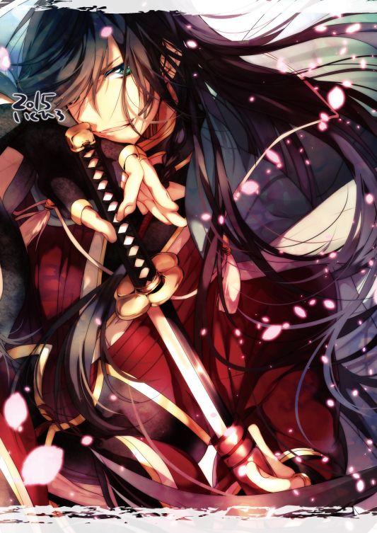 Shinsengumi Swords Touken Ranbu/Izumi no Kami Kanesada