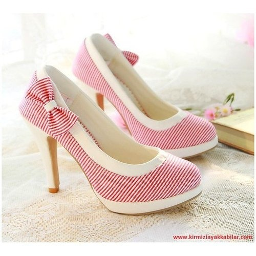 Cute little pink shoes