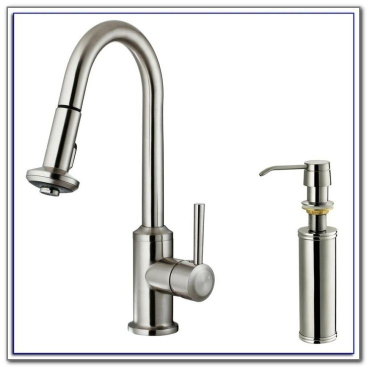 kitchen faucet sprayer replace install leaking faucets