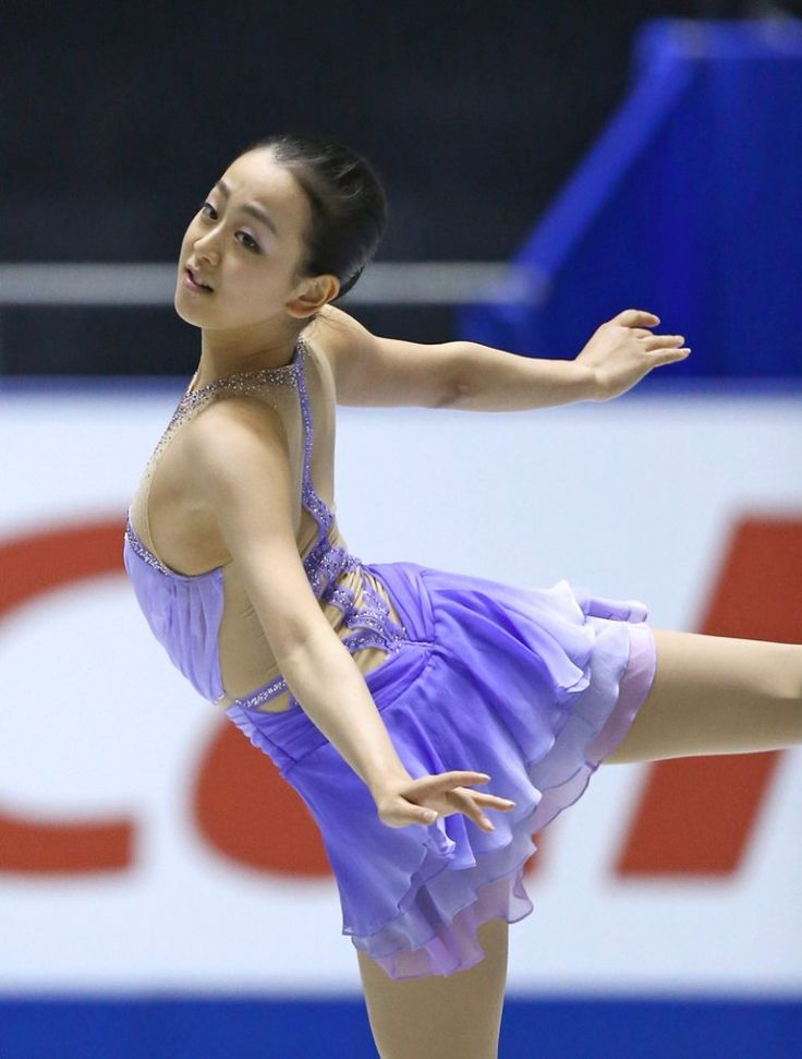 best mao asada images figure skating ice mao asada acircmiddot figure skatingskate