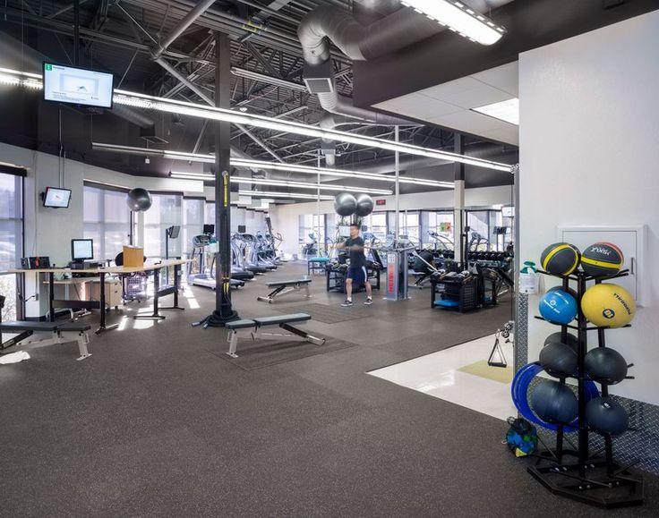 LinkedIn gym