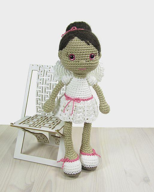 Crochet Amigurumi Doll Clothes : 1000+ images about Haken: Kristi Tullus on Pinterest ...