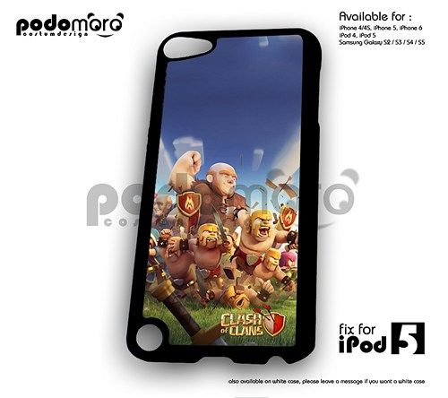 Clash Of Clans - ipod 5