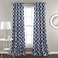 Edward Room Darkening Curtain Panels - Set of 2 target