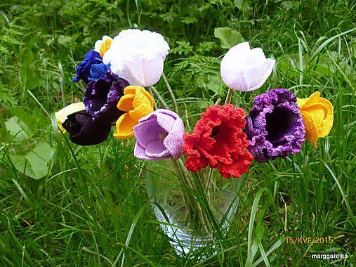 marggaretka / tulipány