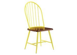 Shanilee Yellow Side Chair (Set of 2)