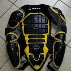 Used/Second hand Motorbike body armour spidi