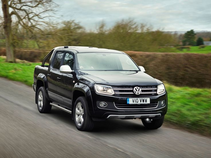 Special VW Amarok Ultimate is limited to 500 models, and features loads of extra equipment