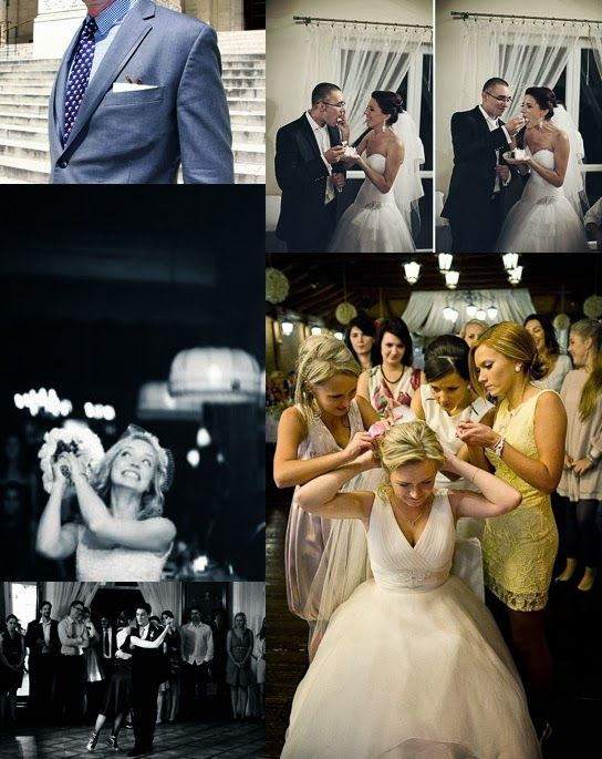 Wediquette and Parties: Weddings Across the Board...Polish Wedding Traditions